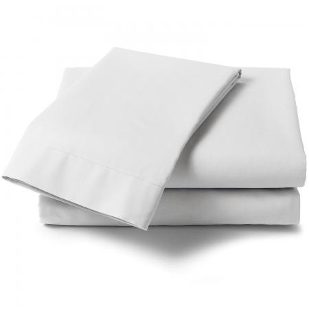 پارچه تترون عرض سه متر سفید
